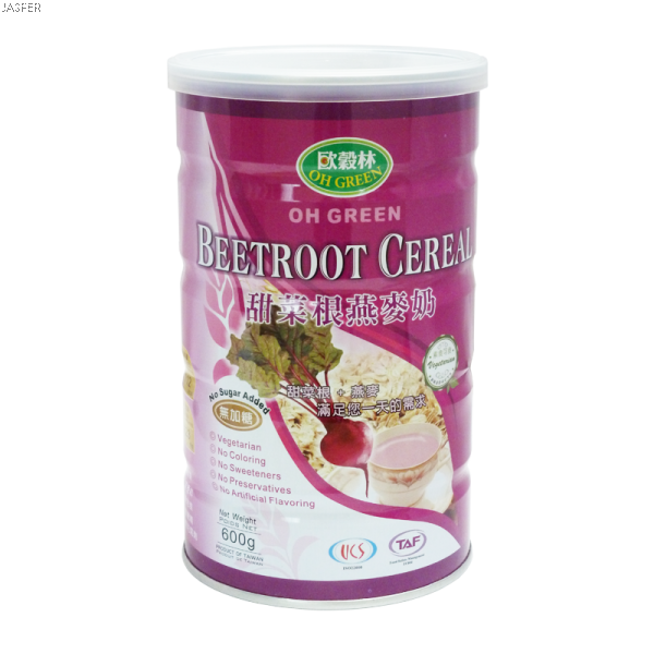 Oh Green Beetroot Cereal (600g)