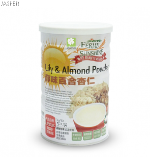 Ferme Sunshine Lily Almond Powder