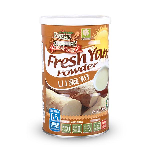 Ferme Sunshine Fresh Yam Powder