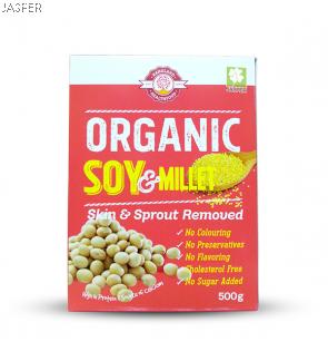 Kangland Organic Soy & Millet  Soy Powder