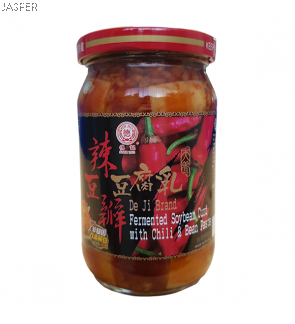 Deji Fermented Soybeancurd with Chili &Bean Paste