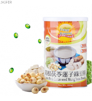 Kudoz Poria Lotus Seed Mung Bean Powder