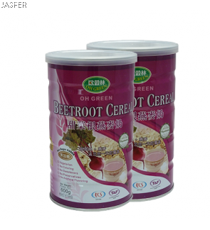 Jasper Oh Green Beetroot Cereal (500g) Twin Pack