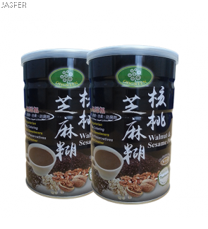 Jasper Product Oh Green Walnut & Sesame Powder (500g)Twin Pack