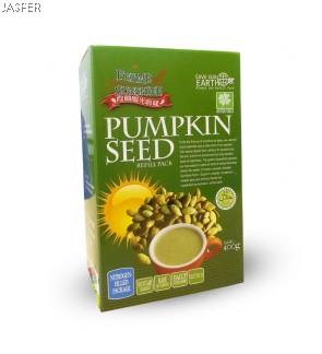 Jasper Product Pure Pumpkin Seed Powder Refill Pack (400g)