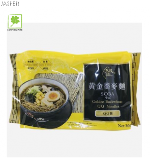 Jasper Product Yu min Buckwheat QQ Noodles