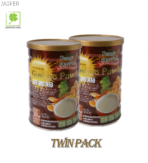Jasper Products Ferme Sunshine Ginkgo Powder (500g) x2