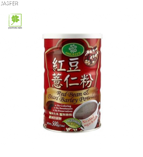 Jasper Product Oh Green Red Bean & Pearl Barley Powder (500g)