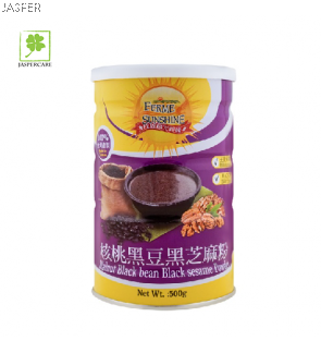 Ferme Sunshine Walnut Black bean Black sesame Powder (500g)